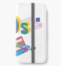 80s forever iPhone Wallet/Case/Skin