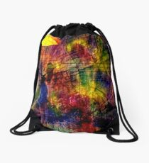 Umbrella Borealis Drawstring Bag