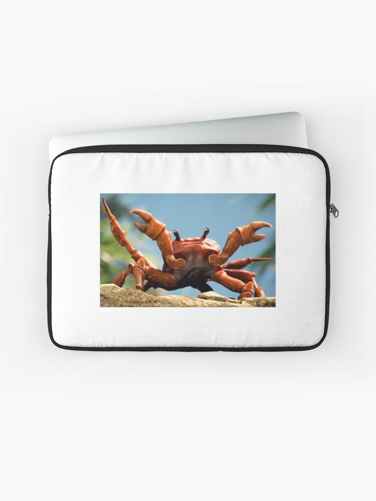 Crab Rave   Laptop Sleeve