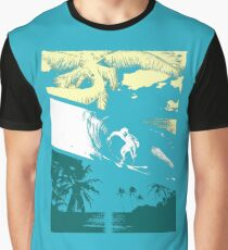 I love surfing Graphic T-Shirt