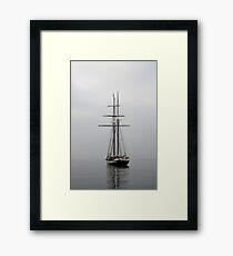 The Californian Framed Print