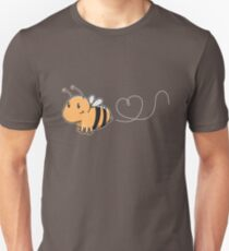 flying bee Unisex T-Shirt