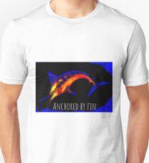 Verankert von Fin Slim Fit T-Shirt