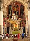 Venice. The altar. Basilica S Maria della Salute by terezadelpilar ~ art & architecture