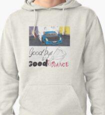 Juice Wrld Album cover Pullover Hoodie