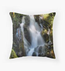 National Creek Falls Throw Pillow