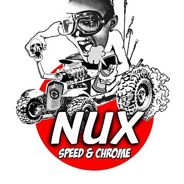 NUX Speed & Chrome by SKIDSTER