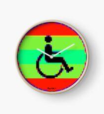 Handicap and singularity 14/99 Clock