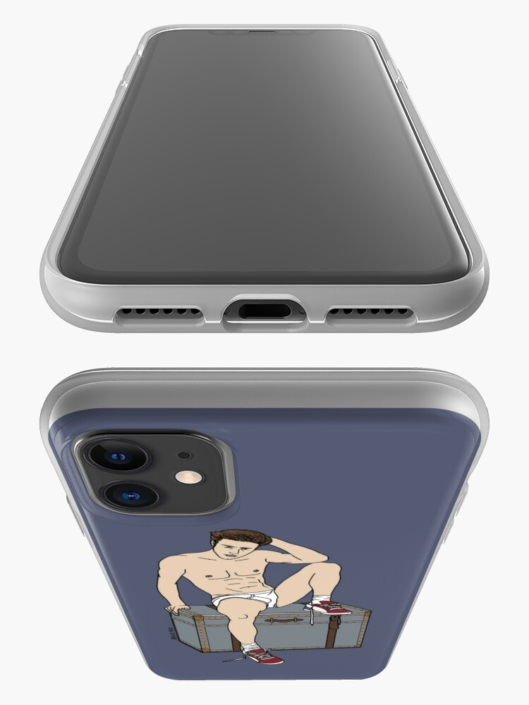 Alternate view of Trunk and Brief iPhone Case & Cover