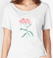 Hortensia Women's Relaxed Fit T-Shirt