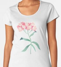 Hortensia Women's Premium T-Shirt