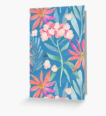 Hortensia Carte de vœux