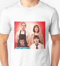The Goodman Family Friday Night Dinner Cartoon Fan Art Unisex T-Shirt