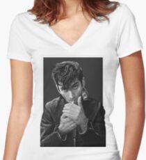 Alex Turner Women's Fitted V-Neck T-Shirt