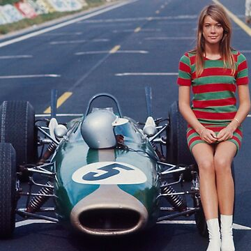Françoise (Francoise) Hardy - History's Most Fashionable Face - Grand Prix by UnitShifter