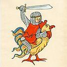 KNIGHT OF THE CHICKEN by DavidAEvans