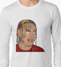 Tekashi 6ix9ine 69 Long Sleeve T-Shirt