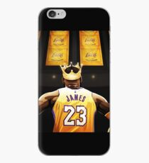 King James Legacy iPhone Case