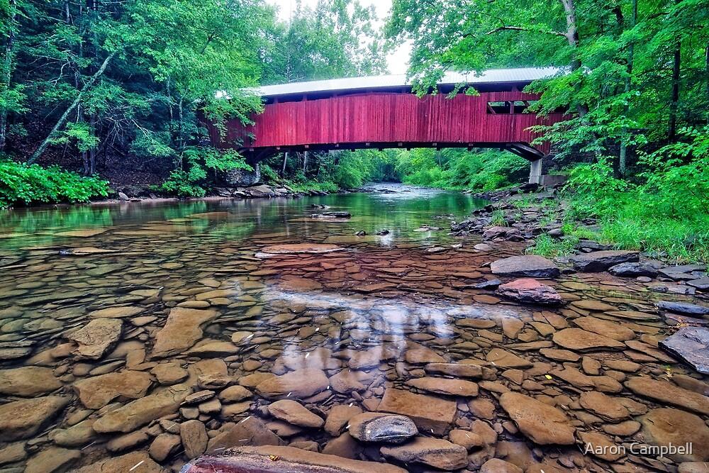 Josiah Hess Bridge No. 122 by Aaron Campbell