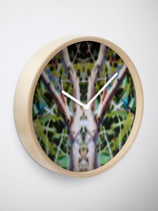 Vista alternativa de Reloj Resonancia Morfológica Uno