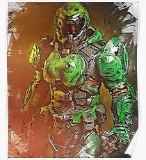 Doom - Doomguy Poster