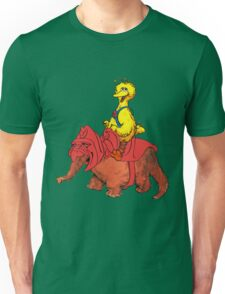 He-Bird and Battle Snuffy Unisex T-Shirt