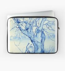 A tree in the veld Laptop Sleeve