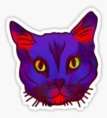 Kittykat  Sticker