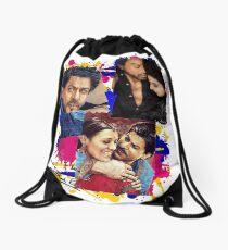 Shah Rukh Khan tribute Drawstring Bag