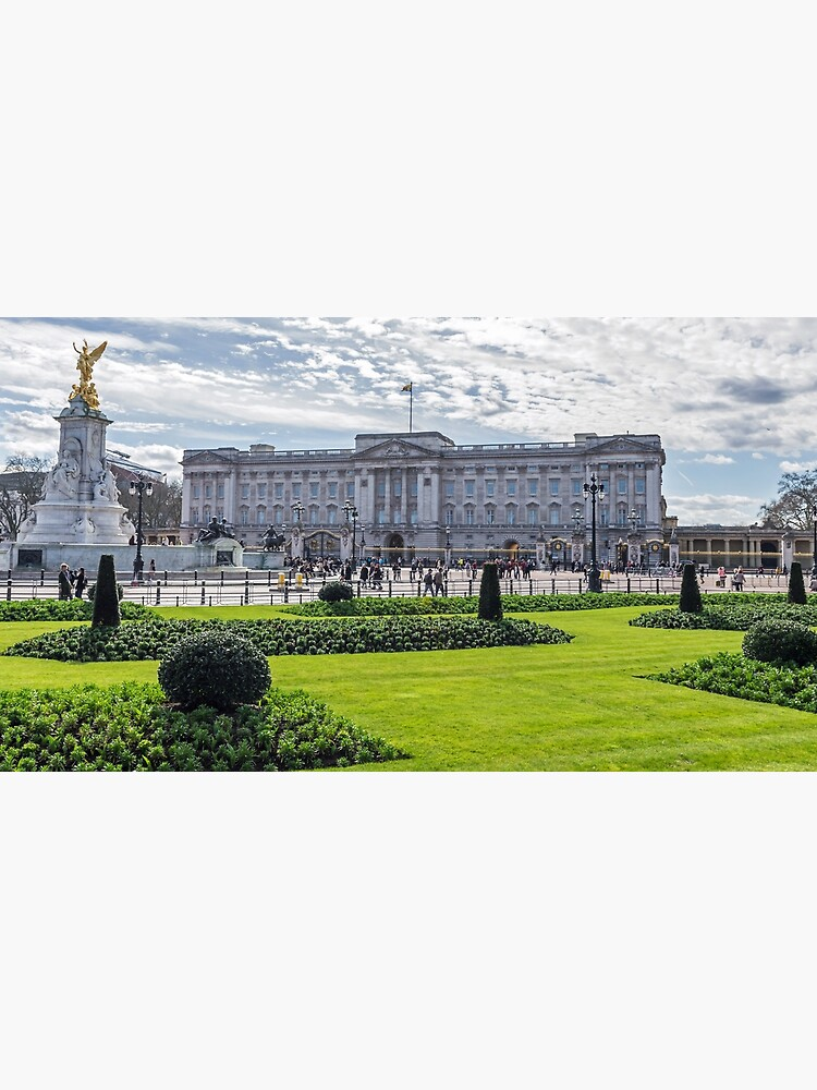 Buckingham Palace view, London by tdphotogifts