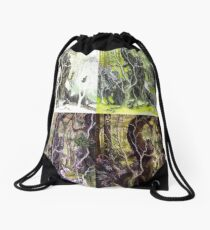 Heist of the Wizard's Staff Progression Drawstring Bag