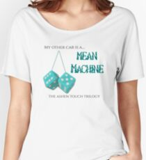 My other car is a mean machine Women's Relaxed Fit T-Shirt