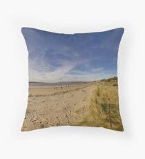 Lisfannon Beach, Fahan, County Donegal, Equirectangular  Floor Pillow