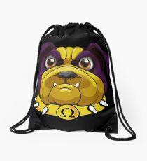 Omega Dog Spike Collar  Drawstring Bag