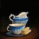 Afternoon Tea by wetherellart