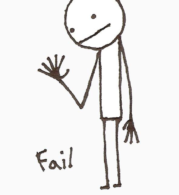 Six Fingered Fail by Samuel  Nachison