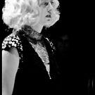 Diet Coca Cola Little Black Dress Show - Gracie Otto by David Petranker