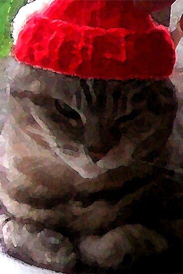 Waiting for Santa by patjila