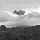 Mount Kenya by David Clarke