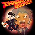 Threat Level Midnight by LVBART
