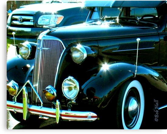 """""""Classic Black""""... prints and products by Bob Hall©"""