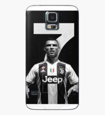 Cristiano Ronaldo Juventus Case/Skin for Samsung Galaxy