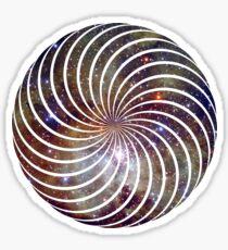 Cosmic Diaphragm Sticker