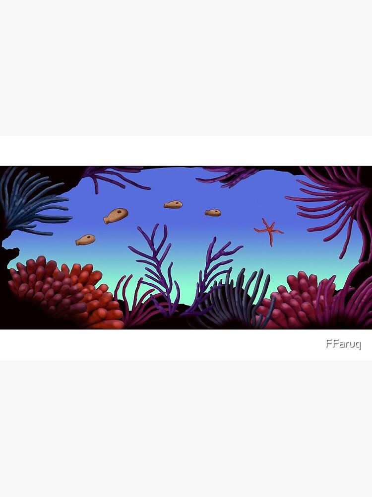 Black Reef - ohms' Custom Worms Armageddon Level by FFaruq