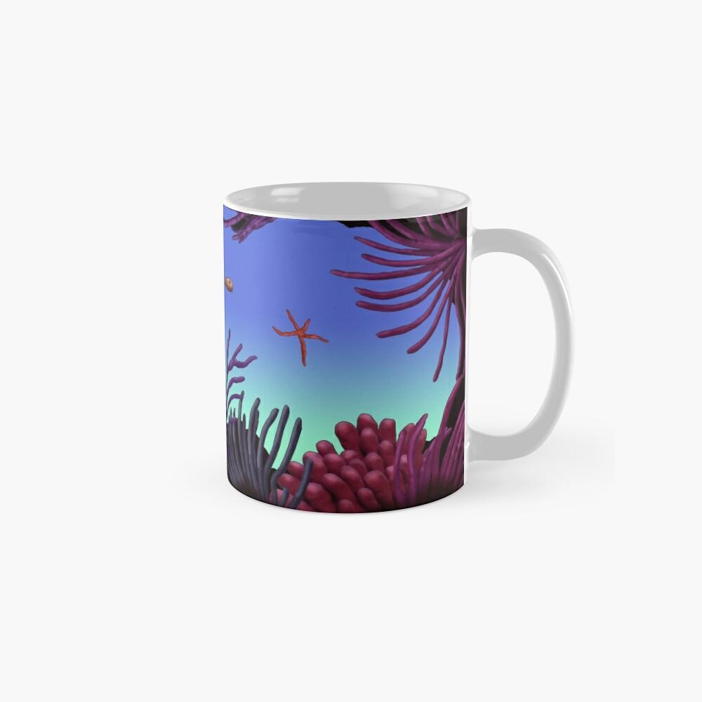 Black Reef - ohms' Custom Worms Armageddon Level Classic Mug