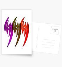 Triple Tekken Jin Kazama mk1 by Eye Voodoo Postcards