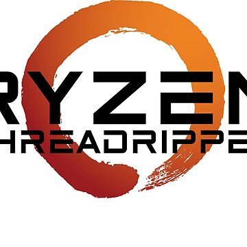 AMD RYZEN THREADRIPPER by dadyal