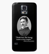 Sexy Tesla 01 Case/Skin for Samsung Galaxy