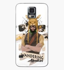 Wandering Adventurer Case/Skin for Samsung Galaxy