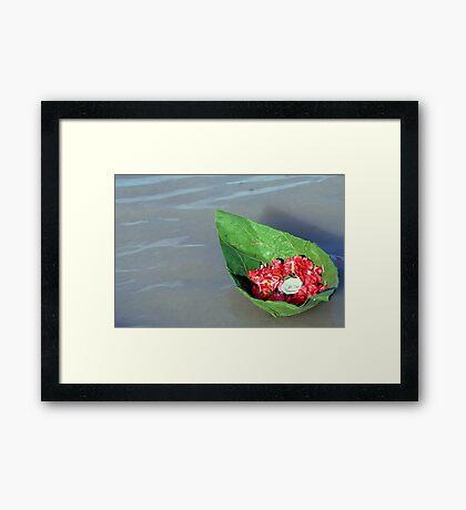 Untitled -I Framed Print